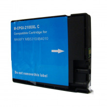 Cartucho de Tinta Compatível com Canon PG-2100 XL PGI-2100 Ciano | 25ml