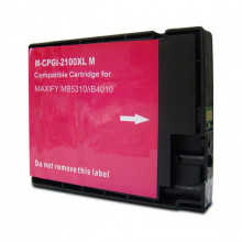 Cartucho de Tinta Compatível com Canon PG-2100 XL PGI-2100 Magenta | 25ml