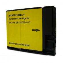 Cartucho de Tinta Compatível com Canon PG-2100 XL PGI-2100 Amarelo | 25ml
