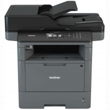 Impressora Brother DCP-L5502DN DCP-L5502 Multifuncional Laser Monocromática com Duplex e Rede
