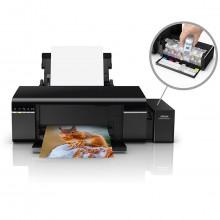 Impressora Epson L805 | Tanque de Tinta com Conexão Wireless