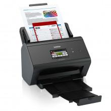 Scanner Brother ADS-2800W ADS2800 | Conexão Wireless Até Tamanho Ofício ADF para 50 Folhas