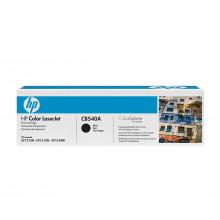 Toner HP CB540A CB540AB 125A Preto | CP1215 CP1515 CP1518 CM1312 | Original 2.2k