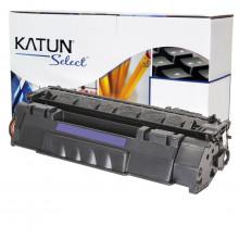 Toner Compatível com HP Q7553A   M2727 P2014 P2015 M2727NF P2014N P2015DN P2015X   Katun Select 3k