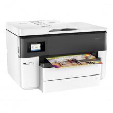 Impressora HP Officejet 7740 G5J38A Multifuncional A3 com Wireless Duplex e Dupla Bandeja