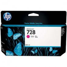 Cartucho de Tinta HP 728 Magenta F9K16A | Plotter HP Designjet T830 T730 | Original 300ml