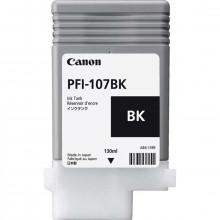 Cartucho de Tinta Canon PFI-107 PFI-107BK Preto | Original 130ml