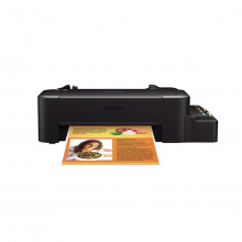 Impressora Epson L120 | Tanque de Tinta Color com Conexão USB