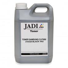 Toner Refil Xerox 106R01634 | Phaser 6000 | Phaser 6010 | WorkCentre 6015 | Preto | Jadi 1kg