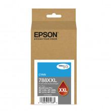 Cartucho de Tinta Epson T788XXL 220-AL Ciano | WorkForce 5190 WorkForce 5690 | Original 34ml