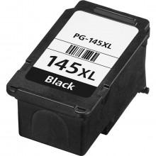 Cartucho de Tinta Compatível com Canon PG-145XL PG145 Preto | MG2410 MG2510 IP2810 | Importado 10ml