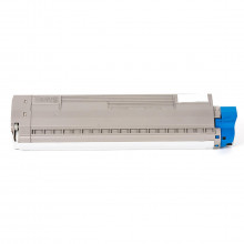 Toner Compatível com Okidata C831 C831N 831 831N Amarelo 44844509 | Importado 10k