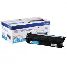 Toner Brother TN-419C Ciano | HL-L8360CDW MFC-L8610CDW MFC-L8900CDW MFC-L9570CDW | Original 9k