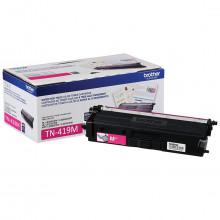 Toner Brother TN-419M Magenta | HL-L8360CDW MFC-L8610CDW MFC-L8900CDW MFC-L9570CDW | Original 9k