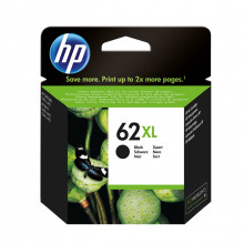 Cartucho de Tinta HP 62XL 62 Preto C2P05AL | Original 12ml