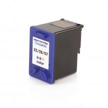 Cartucho de Tinta Compatível com HP 57 Colorido C6657AB C6657AL C6657A C6657CB 12ml