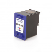 Cartucho de Tinta Compatível com HP 22 Colorido C9352AB C9352AL C9352A C9352CB | 12ml