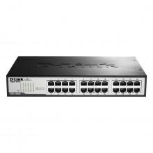 Switch D-LINK DGS-1024D 200mbps com 24 Portas