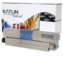 Toner Okidata 469801 Preto | C330 C510 C530 MC361 MC362 MC561 MC562 | Katun Select 3.5k