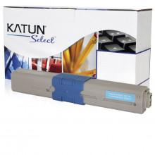Toner Okidata 469703 Ciano | C330 C510 C530 MC361 MC362 MC561 MC562 | Katun Select 3k