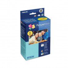 Kit de Impressão PictureMate Photo Matte Epson T5845-M | PM-225 PM225 | Original