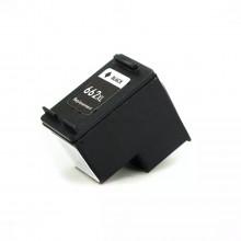 Cartucho de Tinta Compatível com HP 662XL CZ105AB Preto | 1015 1510 1518 2516 2546 2646 3516
