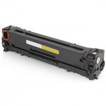 Toner Compatível com HP CB542A CB542AB 125A Amarelo | CP1215 CM1312 CP1510 CP1515 Premium