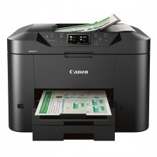 Impressora Canon Maxify MB2710 MB-2710 | Multifuncional Jato de Tinta com Conexão Wireless
