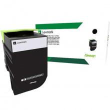 Toner Lexmark 808SK 80C8SK0 808S Preto | CX510 CX410 CX310 510DE 410DE 510DHE 310DN | Original 2.5k