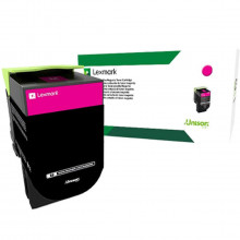 Toner Lexmark 808SM 80C8SM0 808S Magenta | CX510 CX410 CX310 510DE 410DE 510DHE 310DN | Original 2k