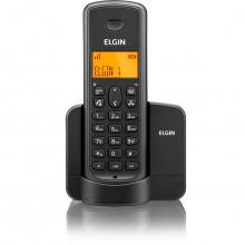 Telefone Sem Fio Elgin TSF 8001 com ID | Preto
