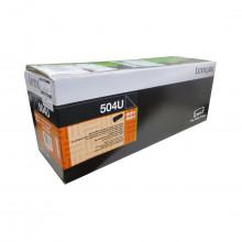 Toner Lexmark 504U 50FBU00 | MS610 MS610DE MS610DN 610DE 610DN | Original 20k