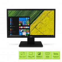 "Monitor 19,5"" LED VGA HD V206HQL   ACER"