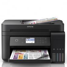 Impressora Epson L6171 | Multifuncional Tanque de Tinta com Wireless e Duplex