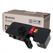 Toner Kyocera TK 5242M Magenta | M5526CDW P5026CDN M5526 P5026 5526 5026 | Original 3k