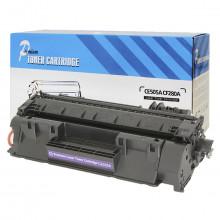 Caixa com 10 Toner Compatível com HP CE505A CF280A | P2035 P2055 M425 M401 2035 2055 425 | Premium