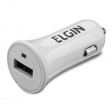 Carregador Veicular com 1 Saída USB 1A 5W | Elgin