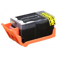 Cartucho de Tinta Compatível com HP 934XL Preto C2P23AL C2P23AN C2P23AB | Officejet 6230 6830 | 25ml
