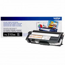 Toner Brother TN310 TN310BK Preto | HL4150 HL4570 MFC9970 MFC9460 MFC9560 | Original 2.5k