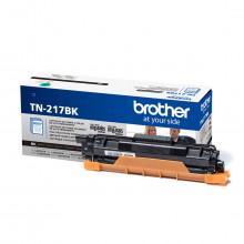 Toner Brother TN-217BK TN-217 Preto | MFC-L3750CDW HLL3210CW DCP-L3551CDW | Original 3K