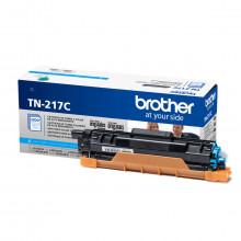 Toner Brother TN-217C TN-217 Ciano | MFC-L3750CDW HLL3210CW DCP-L3551CDW | Original 2.3K