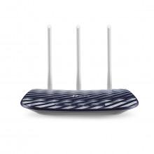 Roteador Wireless com 3 Antenas TP-LINK Archer C20W AC750 300Mbps e 433Mbps