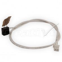 Thermistor Sharp AL1000 XD100 | RDTCT0128FCZZ RDTCT0128FCPZ | Compatível