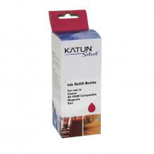 Tinta Compatível com Canon GI-190M Magenta | G3100 G2100 G1100 G4100 | Katun Select 100ml