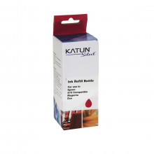 Tinta Compatível com Epson T673 T673320 Magenta | L1800 L800 L805 L810 L850 | Katun Select 100ml