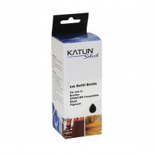 Tinta Compatível com Brother BT6001BK Preto | T-300 T-500W T-700W T-800W | Katun Select 100ml