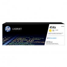 Toner HP W2022X 414X Amarelo | M454DW M454DN M479FDW M479DW M479FDN | Original 6k