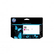 Cartucho de Tinta HP 70 Magenta C9453A | Z2100 Z3100 Z3100ps Z3200 Z3200ps Z5200 | Original 130ml