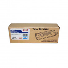 Toner Okidata Ciano | ES6405 | 44315343 | Original 6k