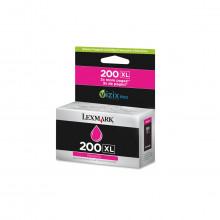 Cartucho de Tinta Lexmark 200XL 14L0176 Magenta | Pro 5500 Pro 5500T Pro 4000 | Original 30,5ml
